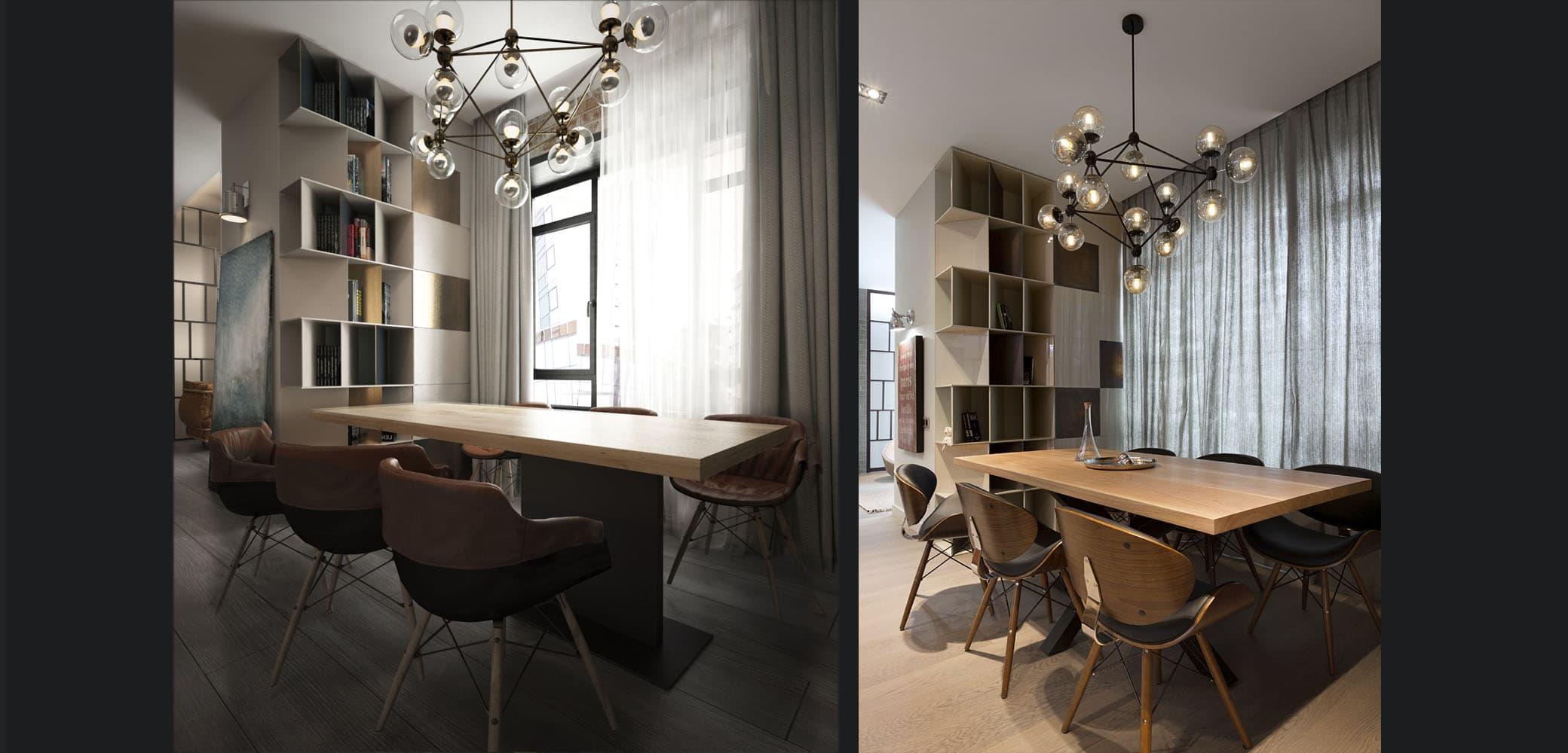 Дизайн интерьера Interior Design